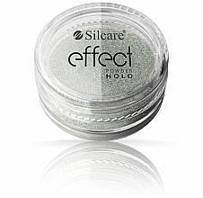 Parfums et Produits cosmétiques Poudre pour ongles - Silcare Effect Powder Holo