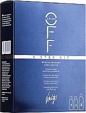 Parfums et Produits cosmétiques Kit d'élimination des couleurs et des pigments artificiels - Vitality's Color Off 3 Step Kit