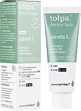 Parfums et Produits cosmétiques Crème-gel de jour et nuit à l'acide citrique - Tolpa Dermo Face Strefa T Mattifying Face Gel-Cream