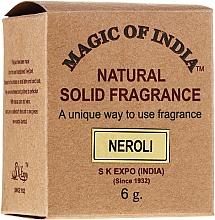 Parfums et Produits cosmétiques Parfum naturel en crème, Néroli - Shamasa