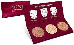 Parfums et Produits cosmétiques Palette de contouring - Affect Cosmetics Contour Palette
