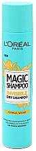 Parfums et Produits cosmétiques Shampooing sec, Vague d'agrumes - L'Oreal Paris Magic Shampoo