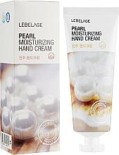 Parfums et Produits cosmétiques Crème à l'extrait de perles pour mains - Lebelage Pearl Moisturizing Hand Cream