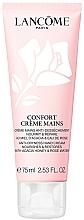Parfums et Produits cosmétiques Crème à l'extrait de miel d'acacia et à l'eau de rose pour mains - Lancome Confort