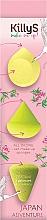 Parfums et Produits cosmétiques Set éponges à maquillage - KillyS Japan Adventure