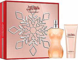 Parfums et Produits cosmétiques Jean Paul Gaultier Classique - Coffret (eau de toilette/100ml + lotion parfumée corps/75ml)