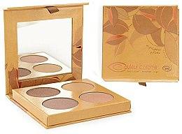 Parfums et Produits cosmétiques Palette d'enlumineurs visage - Couleur Caramel Highlighter Palette