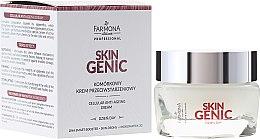 Parfums et Produits cosmétiques Crème de jour à l'huile d'amande douce - Farmona Professional Skin Genic