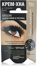 Parfums et Produits cosmétiques Crème-henné pour sourcils et cils - FitoKosmetik
