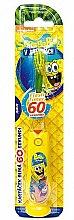 Parfums et Produits cosmétiques Brosse à dents enfants avec minuterie - VitalCare Sponge Bob Toothbrush