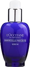 Parfums et Produits cosmétiques Sérum à l'huile essentielle d'immortelle bio pour visage - L'Occitane Immortelle Precious Serum