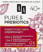Crème raffermissante à l'extrait de réglisse pour visage 40+ - AA Pure & Prebiotics — Photo N1