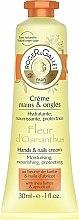 Crème au beurre de karité pour mains et ongles - Roger & Gallet Fleur d'Osmanthus Hand & Nail Cream — Photo N1