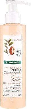 Lait au beurre de cupuaçu bio pour corps - Klorane Fleur de Cupuacu Ultra Nourishing Body Lotion — Photo N1
