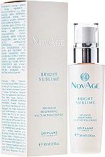 Parfums et Produits cosmétiques Essence éclaircissante multi-actions pour visage - Oriflame NovAge Bright Sublime