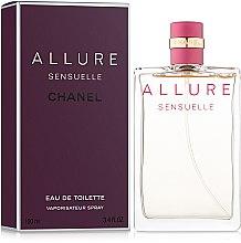 Parfums et Produits cosmétiques Chanel Allure Sensuelle - Eau de Toilette