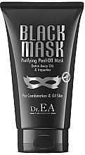 Parfums et Produits cosmétiques Masque peel-off aux polyphénols pour visage - Dr.EA Black Mask