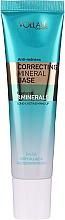 Parfums et Produits cosmétiques Base de teint anti-rougeurs à l'acide hyaluronique et minéraux - Vollare Anti-Redness Correcting Mineral Base