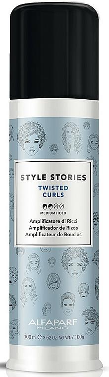 Crème coiffante - Alfaparf Style Stories Twisted Curls Medium Hold