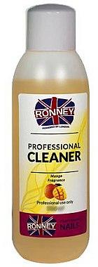 Dégraissant pour ongles parfum mangue - Ronney Professional Nail Cleaner Mango — Photo N1