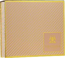 Parfums et Produits cosmétiques Trussardi Delicate Rose - Coffret (eau de toilette/30ml + lotion corporelle/30mlx2)