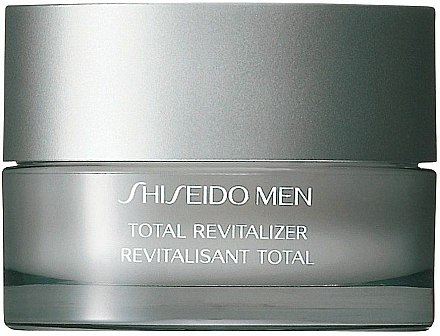 Crème contre-temps anti-fatigue - Shiseido Men Total Revitalizer Cream  — Photo N1