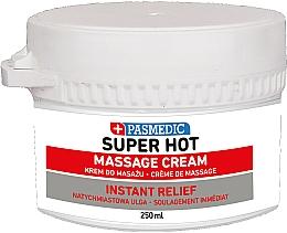 Parfums et Produits cosmétiques Crème de massage chauffante pour corps - Pasmedic Super Hot Massage Cream