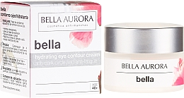 Parfums et Produits cosmétiques Bella Aurora Bella Eye Contour Cream - Crème anti-cernes à l'extrait de pivoine de Chine pour contour des yeux
