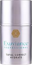 Parfums et Produits cosmétiques Crème à l'acide hyaluronique pour visage - Exuviance Professional Total Correct Hydrate