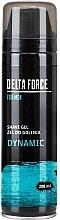 Parfums et Produits cosmétiques Gel à raser - Pharma CF Delta Force For Men Dynamic Shave Gel