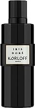 Parfums et Produits cosmétiques Korloff Paris Iris Dore - Eau de Parfum