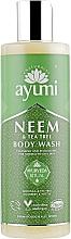 Parfums et Produits cosmétiques Gel douche à l'huile d'arbre à thé - Ayumi Neem & Tea Tree Body Wash