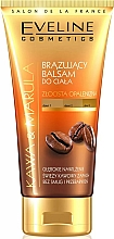 Parfums et Produits cosmétiques Baume auto-bronzant pour corps - Eveline Cosmetics Bronzing Body Balm