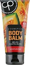 Parfums et Produits cosmétiques Baume hydratant pour corps Melon - Cosmepick Body Balm Melon Cantaloupe