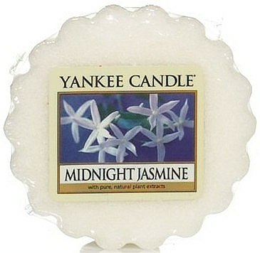 Tartelette de cire parfumée Jasmin de minuit - Yankee Candle Midnight Jasmine Wax Melts