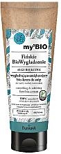 Parfums et Produits cosmétiques Crème bio à l'extrait d'algues bleues pour pieds - Farmona My'Bio Finnish Nourish Feet Bio-Cream Blue Algae