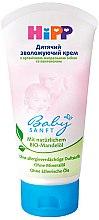 Parfums et Produits cosmétiques Crème à l'huile d'amande organique pour enfants - HiPP Babysanft Cream