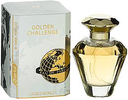 Parfums et Produits cosmétiques Omerta Golden Challenge Ladies World - Eau de Parfum