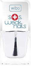 Parfums et Produits cosmétiques Durcisseur pour ongles - Wibo S.O.S. Weak Nails