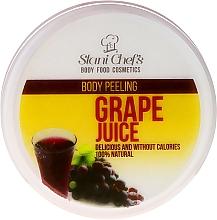 Parfums et Produits cosmétiques Gommage naturel pour le corps, Jus de raisun - Hristina Cosmetics Stani Chef's Grape Juice Body Peeling