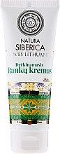 Parfums et Produits cosmétiques Crème à l'extrait de tilleul pour mains - Natura Siberica Loves Lithuania Moisturizing Hand Cream