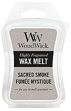 Parfums et Produits cosmétiques Cire parfumée, Fumée mystique - WoodWick Wax Melt Sacred Smoke