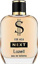 Parfums et Produits cosmétiques Lazell $ For Men Next - Eau de Toilette