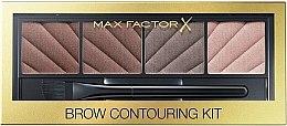 Parfums et Produits cosmétiques Kit de contour des sourcils - Max Factor Brow Contouring Powder Kit