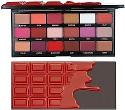 Parfums et Produits cosmétiques Palette de fards à paupières - I Heart Revolution Eyeshadow Chocolate Blood Palette