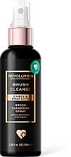 Parfums et Produits cosmétiques Spray nettoyant pour pinceaux de maquillage - Makeup Revolution London Anti-Bacterial Brush Cleansing Spray