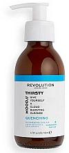 Parfums et Produits cosmétiques Crème nettoyante au cannabis pour visage - Revolution Skincare Thirsty Mood Quenching Cleansing Cream