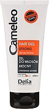 Parfums et Produits cosmétiques Gel coiffant fixation forte - Delia Cosmetics Cameleo Hair Gel Strong