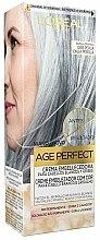 Parfums et Produits cosmétiques Crème embellissante pour cheveux blancs et gris - L'Oreal Paris Age Perfect Crema Embellecedora