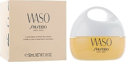 Parfums et Produits cosmétiques Crème à l'extrait d'ortie blanche pour visage - Shiseido Waso Clear Mega-Hydrating Cream